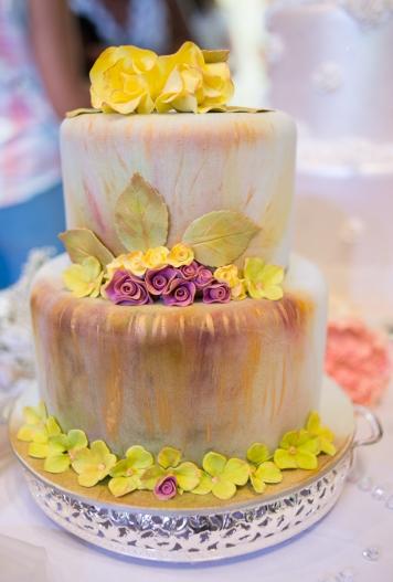 wedding cake, icing, pastels, pretty, sugar, wedding