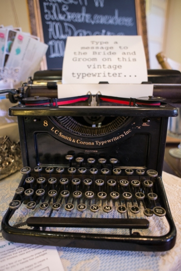 typewriter, vintage, Underwood