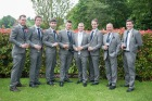 Groom, Groomsmen, Best man, fun, drinks, pint, pre-wedding.