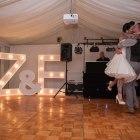 First dance, lift, kiss, fun, alternative, swing, wedding dance,
